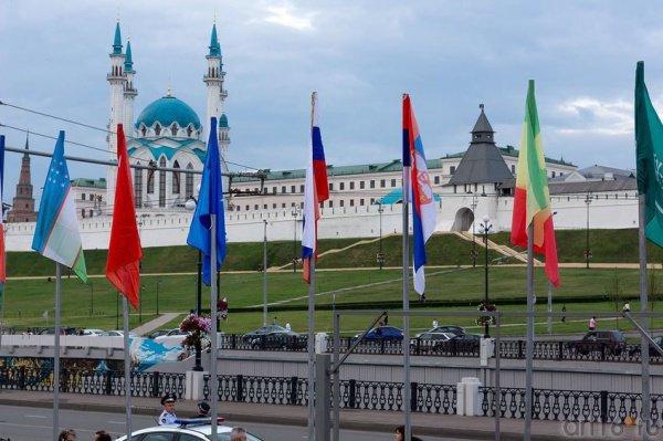 Фестиваль мусульманского кино пройдет в Казани.