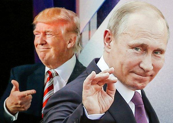 Стали известны темы переговоров Путина и Трампа.