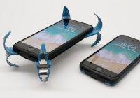 Подушку безопасности для смартфона изобрели в Германии (ВИДЕО)