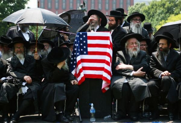Евреи США обеспокоены проявлением антисемитизма на протяжении многих лет.
