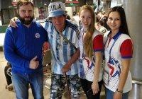 Старейший фанат сборной Аргентины едет в Казань