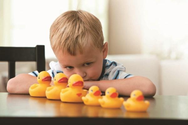 Технология машинного обучения работает посредством выявления физиологических показателей ребенка