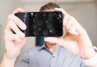 Создан прототип смартфона с 9 камерами