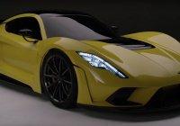 Назван самый быстрый автомобиль на планете
