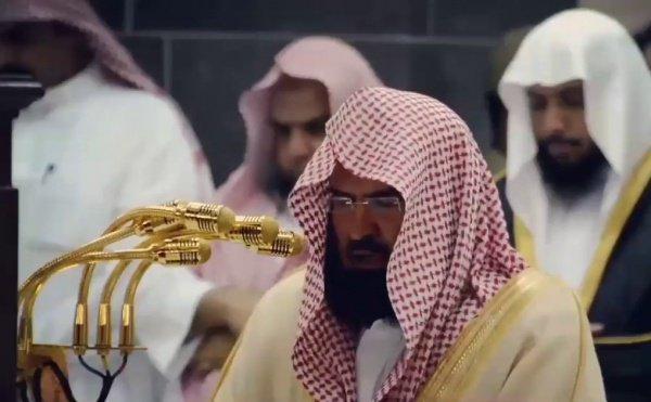 Абдуррахман Ас-Судайс сделал скандальное заявление