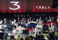 Илон Маск намерен выпускать 6 тыс. электромобилей в неделю