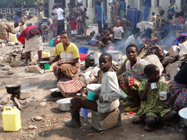 Потребность в гуманитарной помощи в мире достигла максимума.