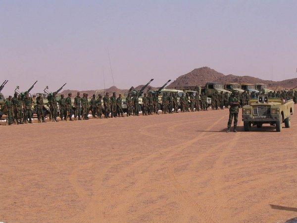 Конфликт в Западной Сахаре - самый продолжительный в истории.