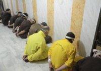 Журналиста впервые пустили в тюрьму для боевиков ИГИЛ, приговоренных к смерти