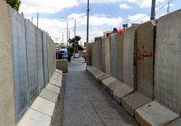 Ирак строит стену на границе с Сирией