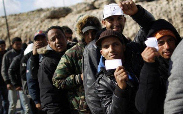 Египет не будет строить лагерей для мигрантов.