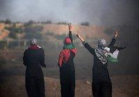 На границе сектора Газа пройдет «Женский марш»