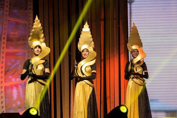 Заявки на участие в фестивале подали более тысячи кинематографистов.
