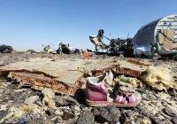Египет отказал в компенсации семьям жертв крушения А321 над Синаем