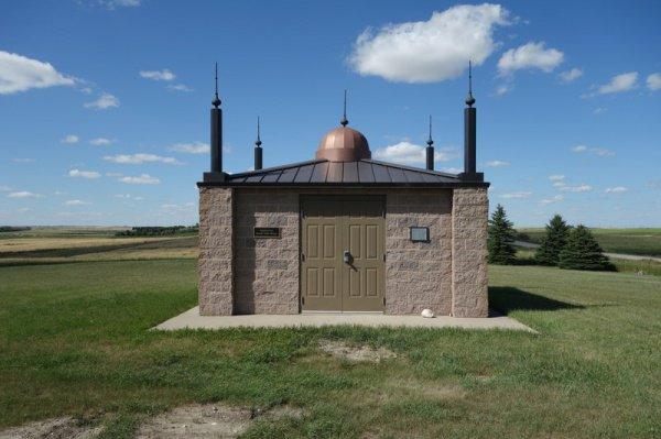 Мечеть Северной Дакоты