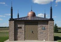 Как выглядит древнейшая мечеть Америки изнутри? (ФОТО)