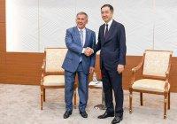 Рустам Минниханов примет участие в Астанинском форуме исламской экономики