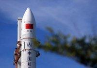 Самую большую в мире ракету построят в Китае