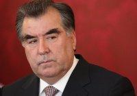 Президент Таджикистана предложил объявить правоохранителей предателями