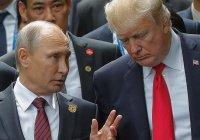 Владимир Путин поздравил Дональда Трампа с Днем независимости США