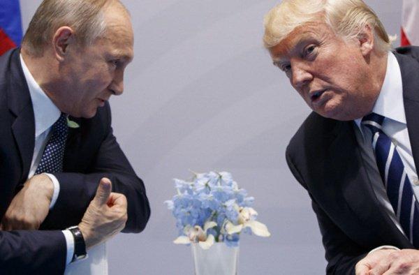 Встреча Путина и Трампа пройдет 16 июля.