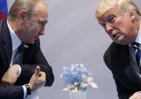 СМИ: Путин и Трамп могут договориться о выводе иранских войск из Сирии