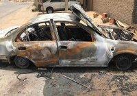 Жители Мекки задержаны за поджог автомобиля севшей за руль женщины