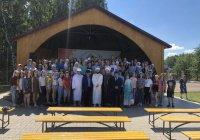 Муфтий РТ посетил Детский мусульманский сабантуй