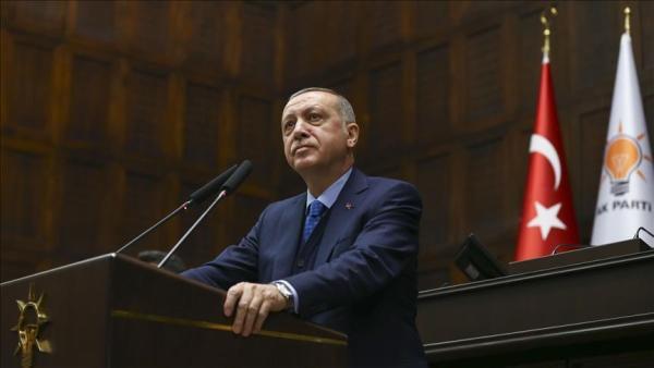 Инаугурации Реджеба Эрдогана