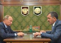 Путин обсудит с Евкуровым развитие Ингушетии