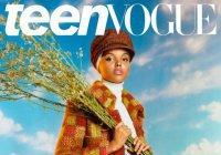 Первая в мире модель в хиджабе появилась на обложке Teen Vogue