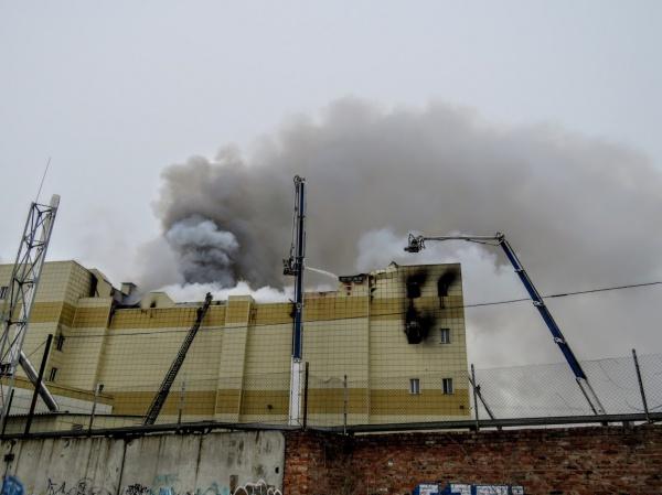 Жертвами пожара стали 60 человек.