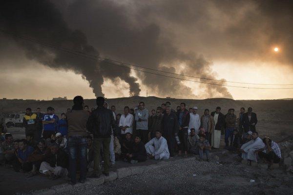 Представители местных племен расправились с высокопоставленным боевиком ИГИЛ.