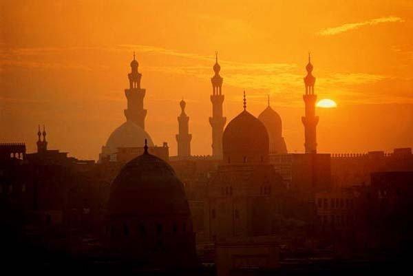 Мусульманские страны - в списке самых мощных государств.