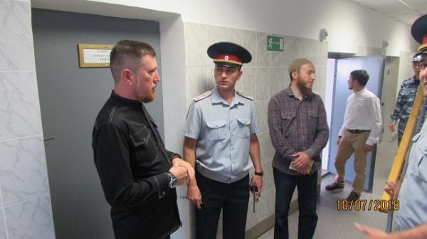 Священнослужители Татарстана в исправительной колонии.