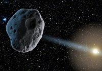 Огромный астероид Веста мчится к Земле