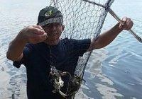 Бактерии чуть не оставили рыбака из США без ног