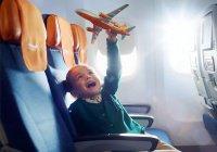 Малыша, родившегося в самолете, назвали в честь авиакомпании