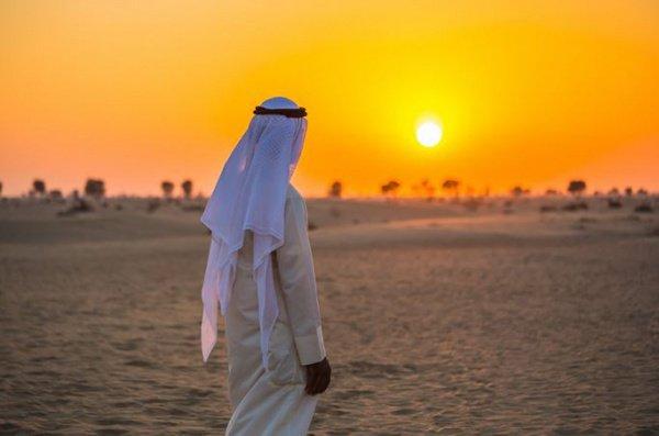 Изнурительная жара продолжается в ОАЭ.