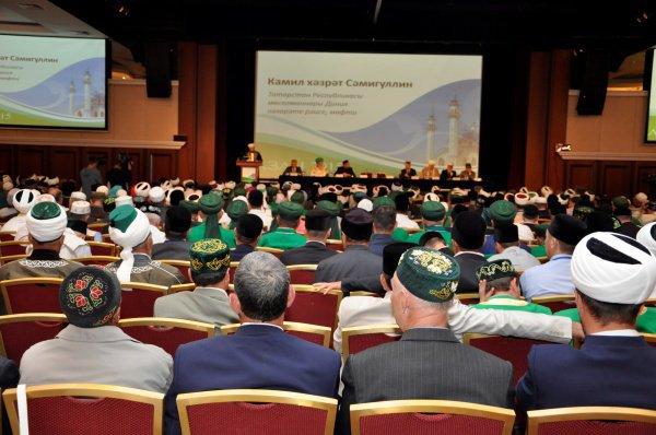 Участие в форуме примут более 1100 имамов.