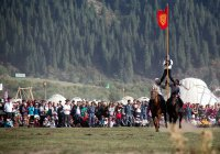 Киргизия готовится принять Всемирные игры кочевников