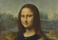 В Лувре «переодели» Мону Лизу  (ФОТО)