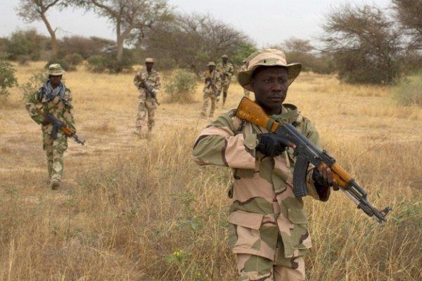 Нигерийские военнослужащие пропали без вести.