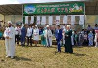 Муфтий Татарстана посетил XI Республиканский детский мусульманский сабантуй