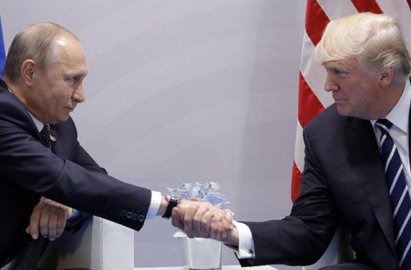 Сегодня в Хельсинки состоится встреча Путина и Трампа.