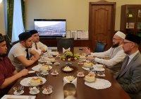 ДУМ Татарстана и Башкортостана обсудили сотрудничество