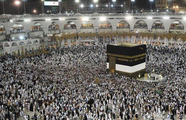 Сезон Хаджа в Саудовской Аравии уже стартовал.
