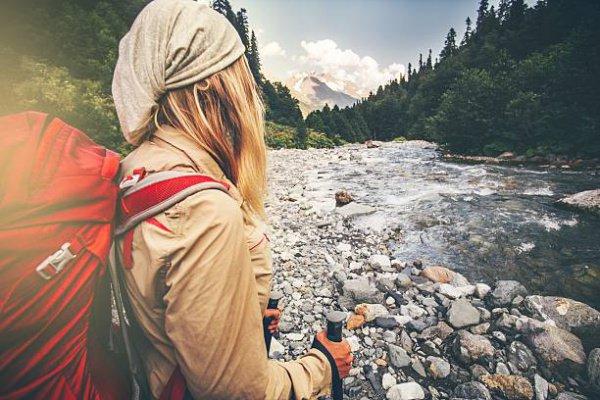 Туристический портал опубликовал исследование об одиночном туризме.