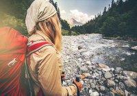 Женщины предпочли мусульманские страны для путешествия в одиночку