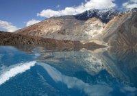 Таджикистан хочет продать Сарезское озеро